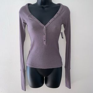 Urban Outfitters, Out From Under, Long Sleeve Top